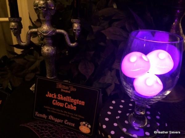 Jack Skellington Glow Cubes