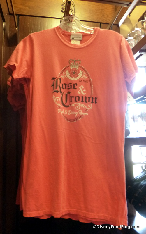 Spotted Rose Amp Crown Pub And Dining Room Merchandise In
