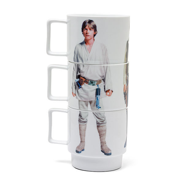 Star Wars Stackable Mugs
