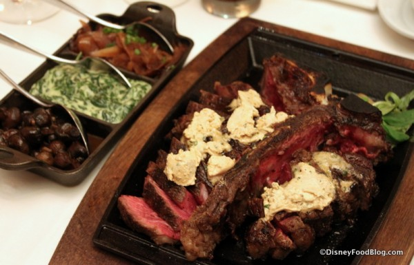 32 Ounce Porterhouse for Two with Trio of Steakhouse Sides