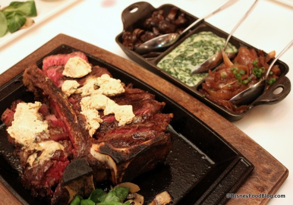 A Closer Look at the Trio of Steakhouse Sides