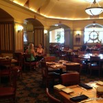 News: Captain's Grille at Disney's Yacht Club Relocating to Ariel's During Refurbishment