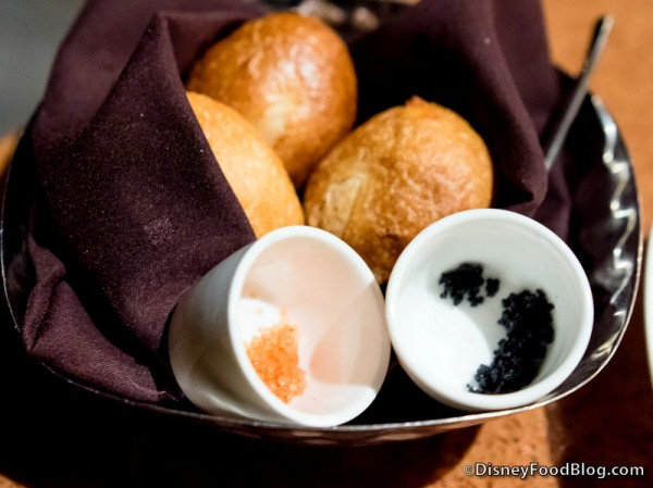 Sourdough Bread with Sea Salts