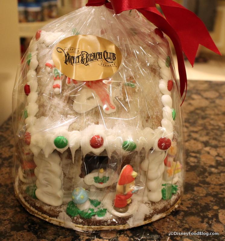 Beach Themed Gingerbread House: 2014 Grand Floridian Gingerbread House And Beach Club