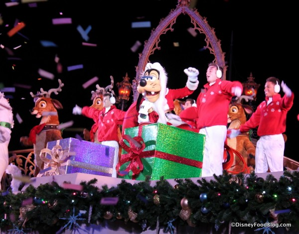 """Celebrate the Season"" stage show"