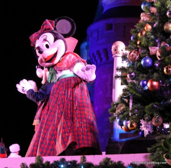 Celebrate the Season with Minnie Mouse!