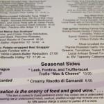 Guest Review: Flying Fish Cafe at Disney's BoardWalk Inn Resort