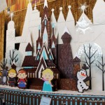 2014 Gingerbread House Displays at Walt Disney World