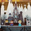 "New ""Frozen"" Gingerbread Display Debuts at Disney World's Contemporary Resort"
