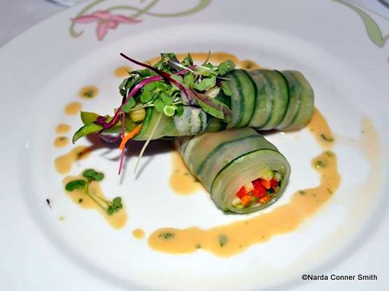 Cucumber Wraps