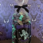 Dining in Disneyland: Haunted Mansion Popcorn and Gummies