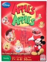 Apple to Apples Disney version