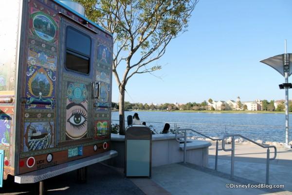 Waterfront views