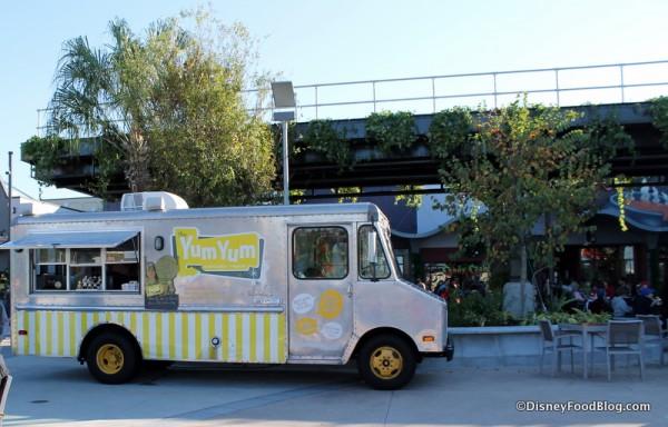 The Yum Yum Cupcake Truck