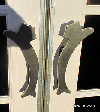 Flying Fish Door Pulls