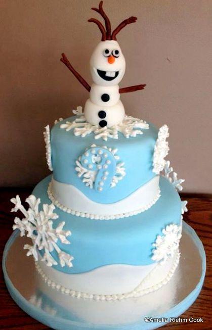 Trattoria Al Forno Birthday Cake