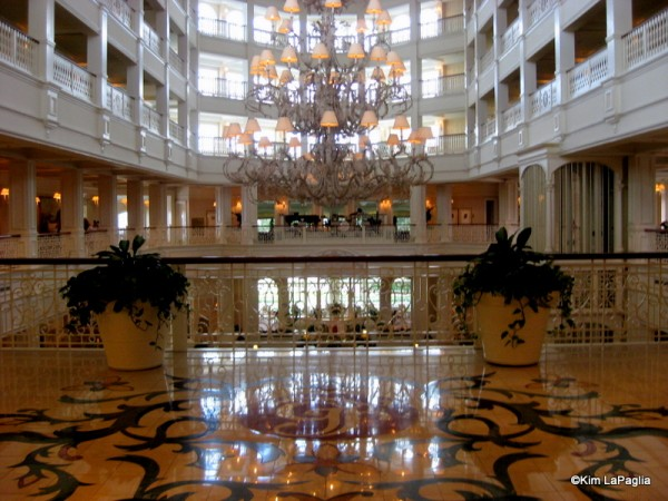 Welcome to the Grand Floridian!