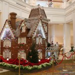 2014 Grand Floridian Gingerbread House and Beach Club Gingerbread Treats