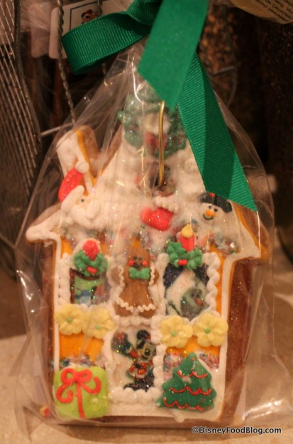 Large Gingerbread Ornament