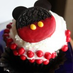 Snack Series: The Mickey Oreo Cupcake at BoardWalk Bakery