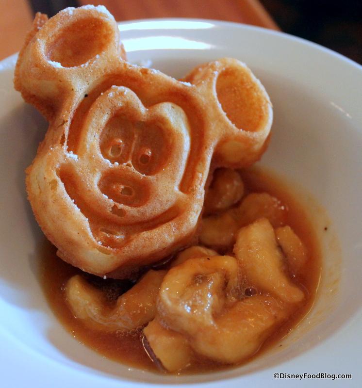 Disney Food Blog Mickey Waffle Recipe