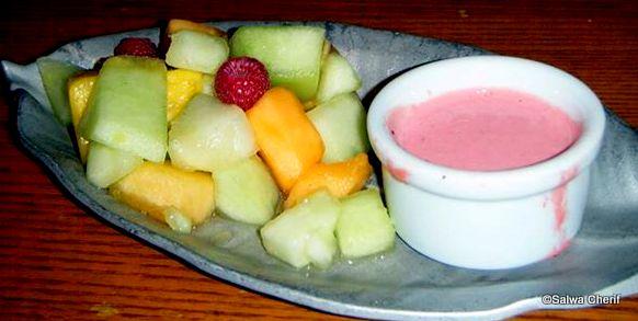 Fruit at 'Ohana