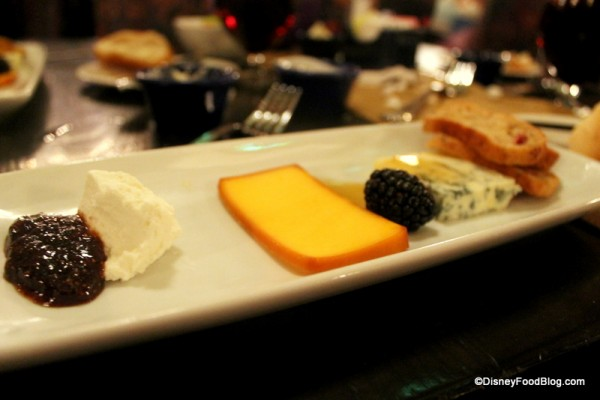 Trio of Cheeses