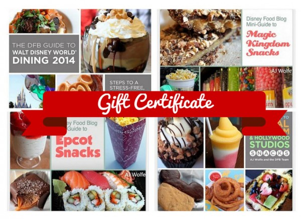The DFB Snacks Bundle Gift Certificate