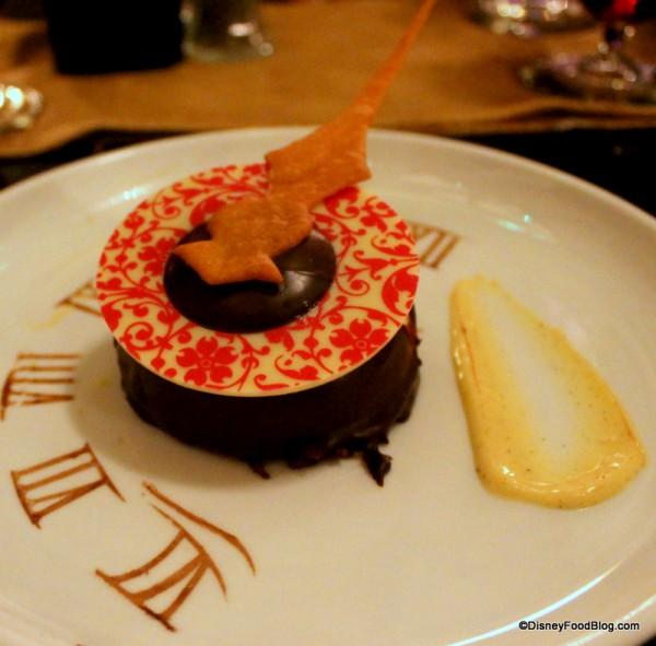 The Clock Strikes Twelve Dessert