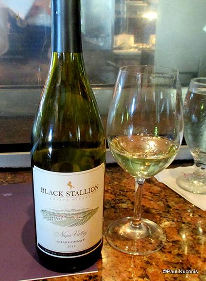 Black Stallion 2012 Chardonnay