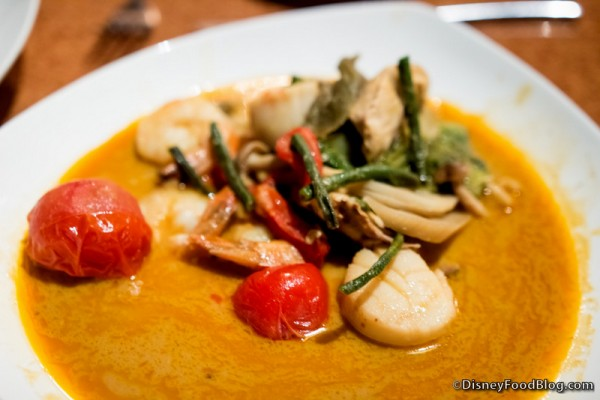 Thai Curry Close Up