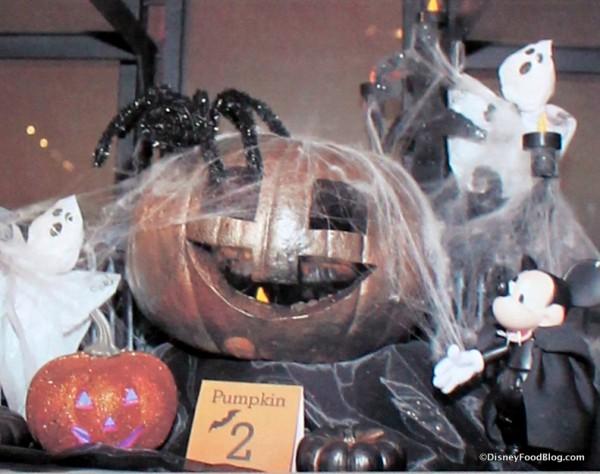 """""""Spookiest"""" Pumpkin winner"""