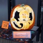 2014 Resort Cast Member Pumpkin Carving Contests