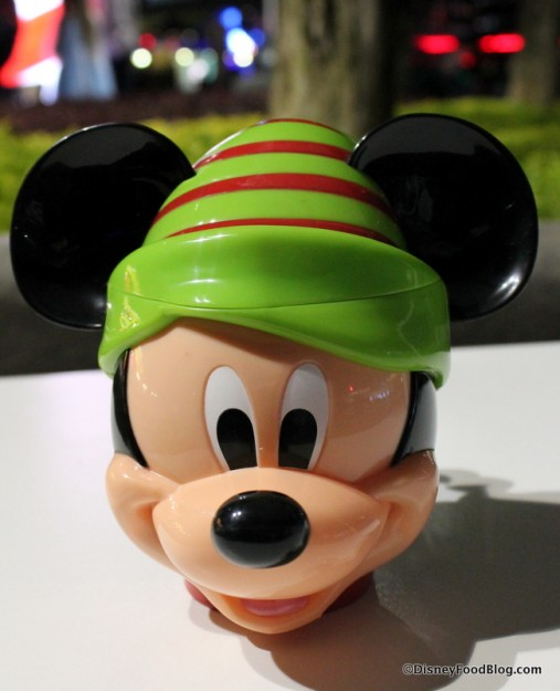 Holiday Mickey stein