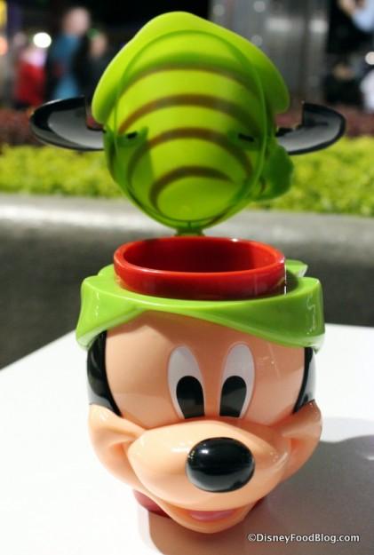 Holiday Mickey stein
