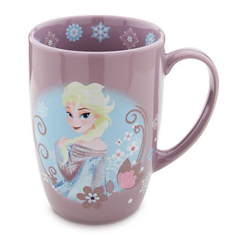Elsa Mug