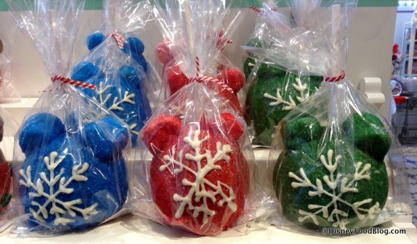 Ornament Candy Apples