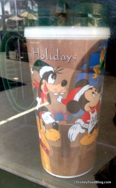 Fab Five holiday mug