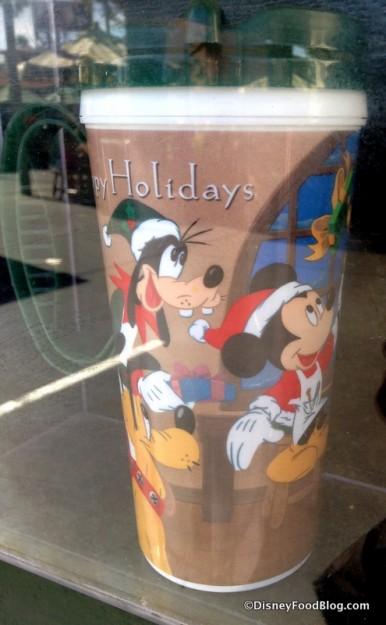 Fab Five holiday mug