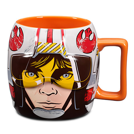 Luke Skywalker Mug