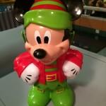 Dining in Disneyland: Mickey Elf Premium Popcorn Bucket