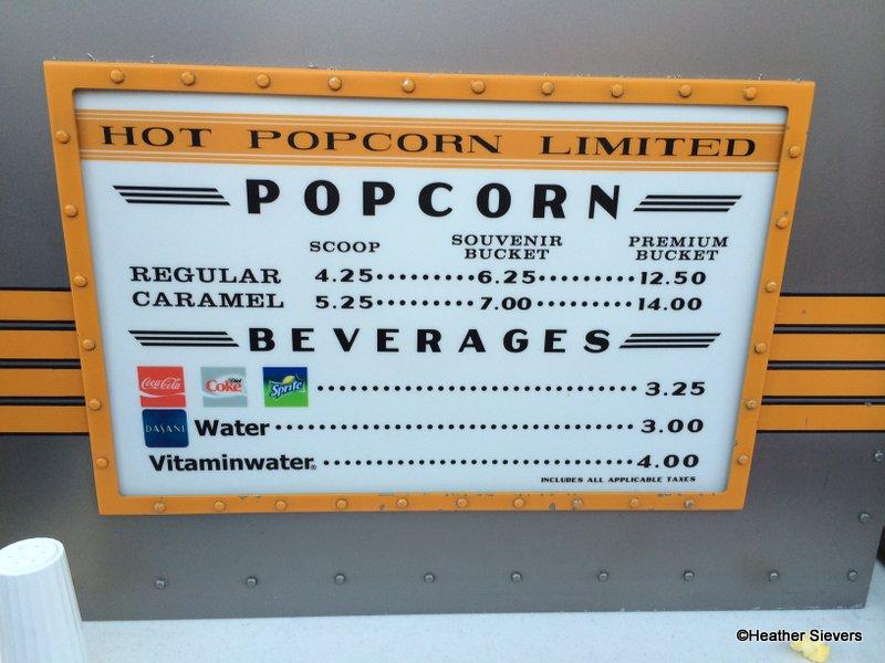 Dining In Disneyland Mickey Elf Premium Popcorn Bucket