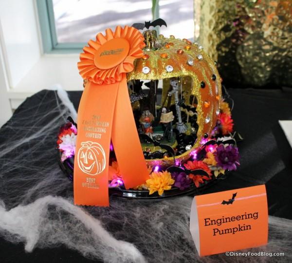 Engineering Team pumpkin