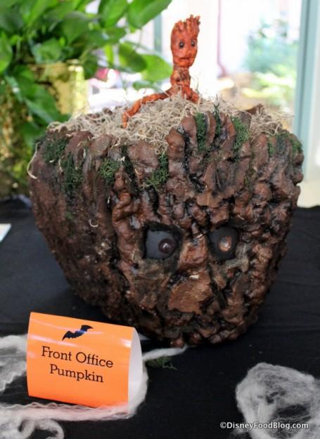 Front Office pumpkin