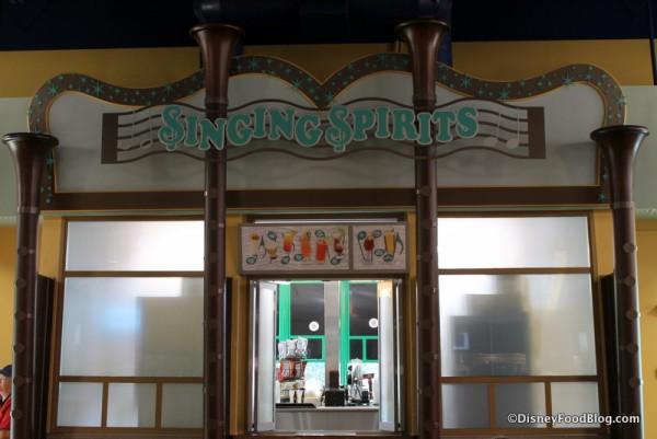 Singing Spirits Bar