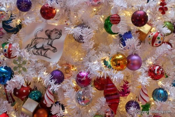 Art of Animation Christmas Tree