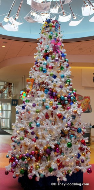 Art of Animation Christmas Tree