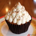 Photo Tour and Review: NEW Polynesian Village Resort Lobby, and Tiramisu Cupcake at Captain Cook's