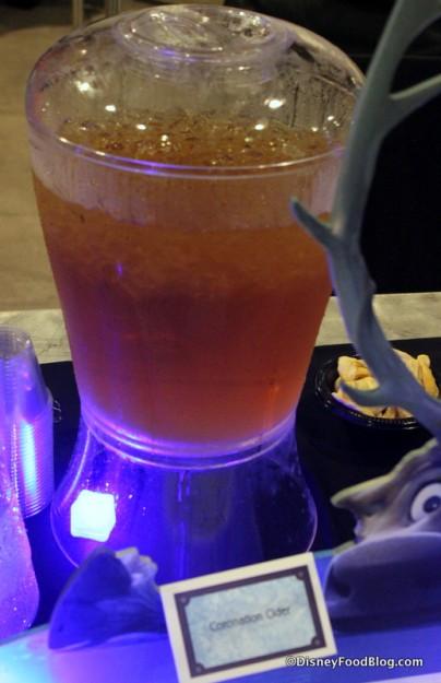 Coronation Cider