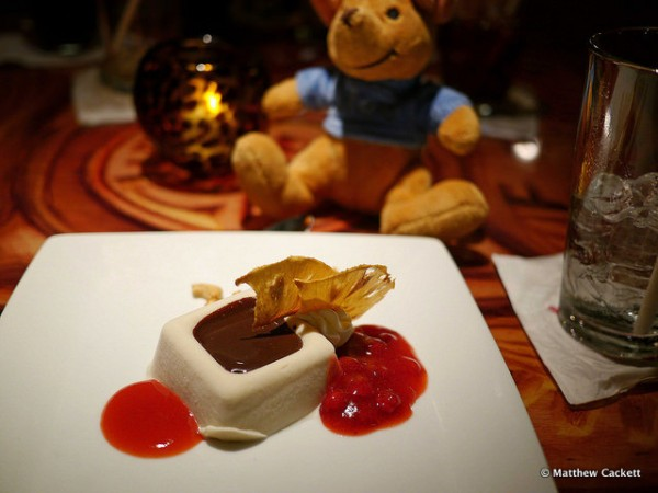 Banana Kulfi from Sanaa at Disney's Animal Kingdom Lodge